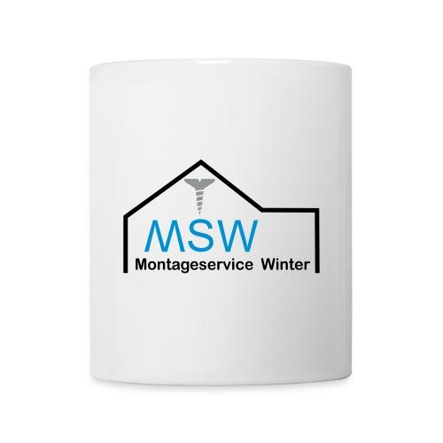 Montageservice Winter Tasse - Tasse