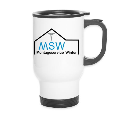 Montageservice Winter Thermobecher - Thermobecher