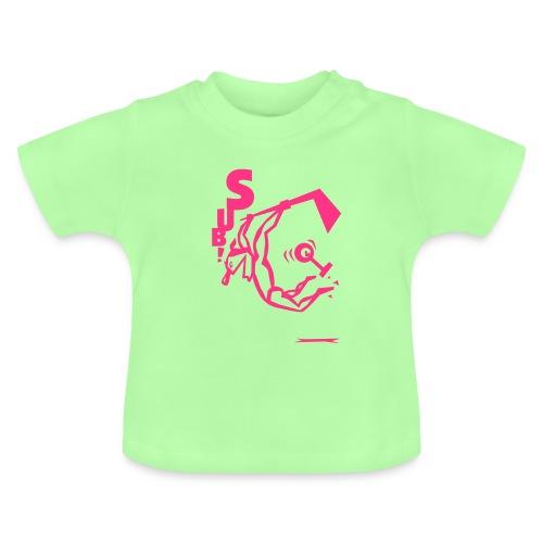 Einradhockey-Baby-Shirt SUB! - Baby T-Shirt