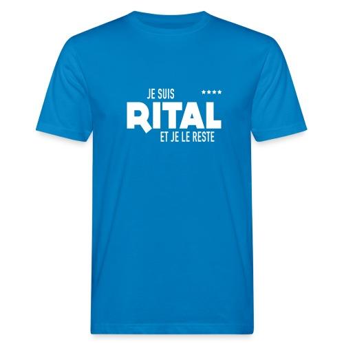 RITAL - T-shirt bio Homme