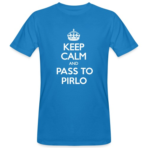 Keep Calm Pirlo - T-shirt bio Homme