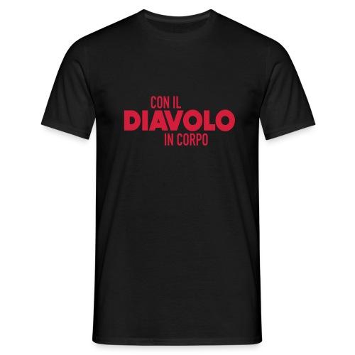 Con il Diavolo in Corpo - T-shirt Homme