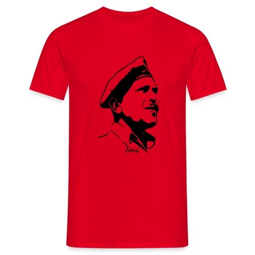 Imi - Krav Maga Regular fit - Black print - Mannen T-shirt