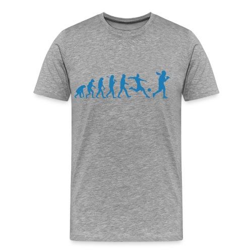 Lacrosse Evolution - Männer Premium T-Shirt