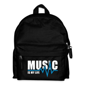 music is my life - Kids' Backpack
