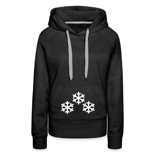 snow - Women's Premium Hoodie