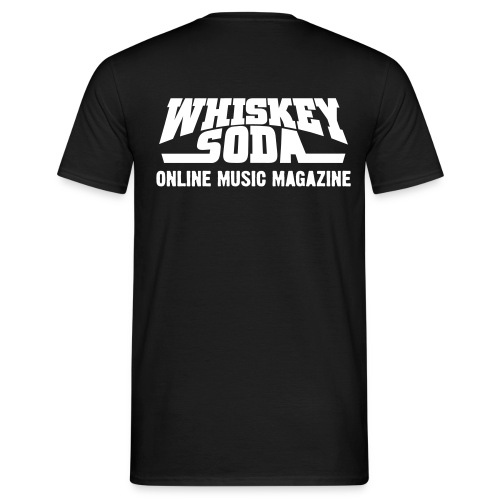 Whiskey-Soda-T-Shirt - Männer T-Shirt