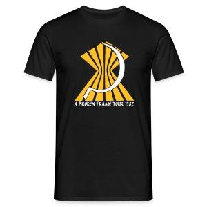 A Broken Frame Tour Logo T-Shirt [w/backprint, multicoloured] - Männer T-Shirt