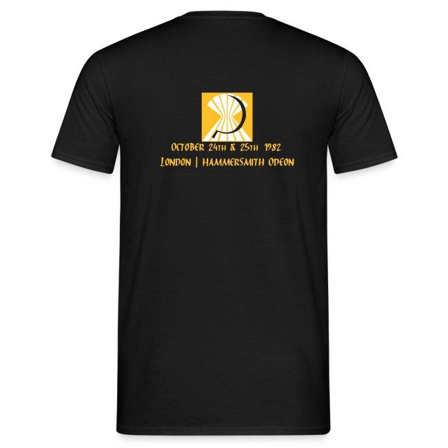 """A Broken Frame Tour"" Logo T-Shirt [w/backprint, multicoloured]"