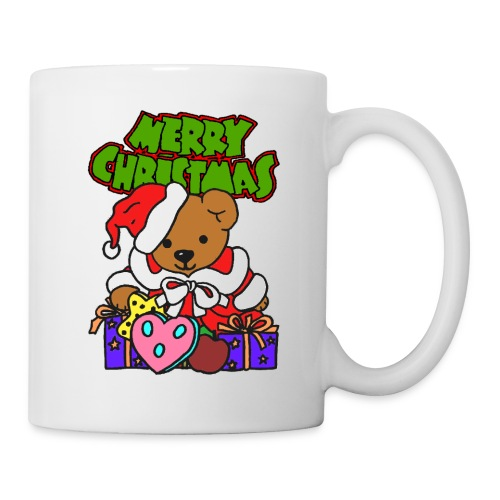 Tasse merry christmas - Mug blanc