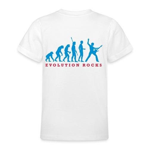 L'evoluzione del Chitarrista - Maglietta per ragazzi