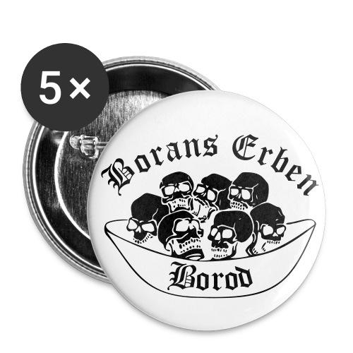 Borans Erben Pin - Buttons mittel 32 mm