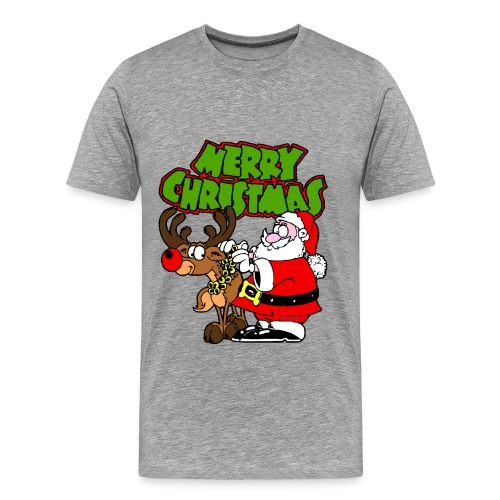T shirt homme merry christmas - T-shirt Premium Homme