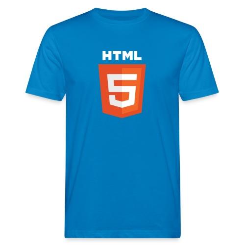 html5_shirt_bio - Men's Organic T-shirt