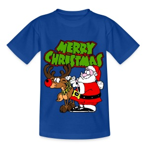 T shirt ado merry christmas - T-shirt Ado