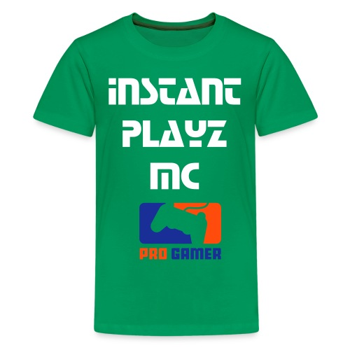 Teenage,s instantminerz T-shirt - Teenage Premium T-Shirt