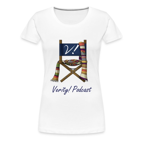 Verity! Women's Premium - Light - Women's Premium T-Shirt