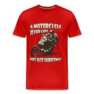 Not just for Christmas - Men's Premium T-Shirt