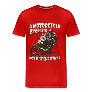 Not just for Christmas - T-shirt Premium Homme