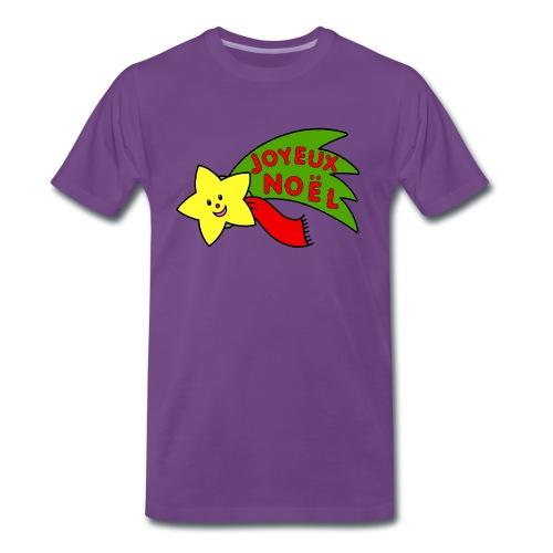 T shirt homme joyeux noel  - T-shirt Premium Homme