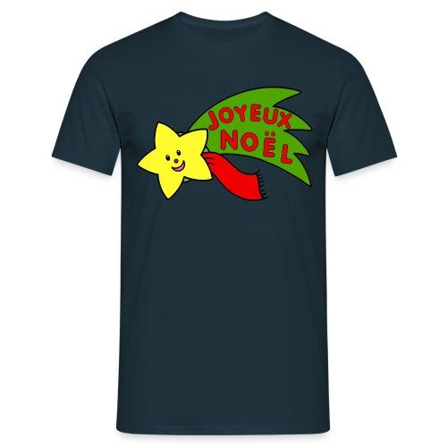 T shirt homme joyeux noel  - T-shirt Homme