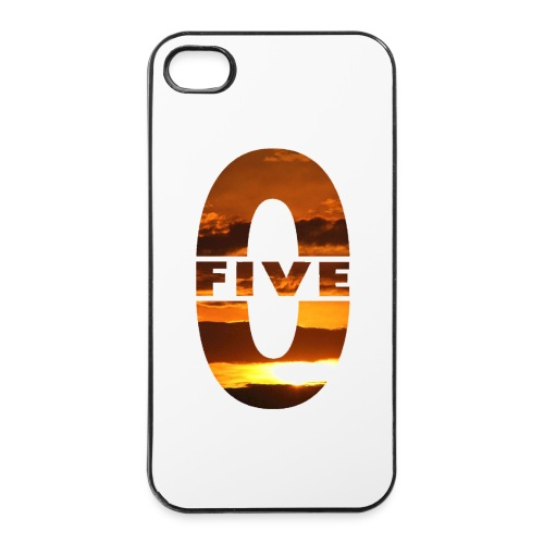 Five-0 Sunset - Coque rigide iPhone 4/4s