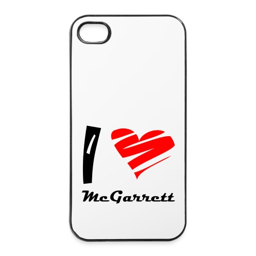 McGarrett - Coque rigide iPhone 4/4s