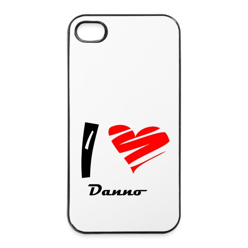 Danno - Coque rigide iPhone 4/4s