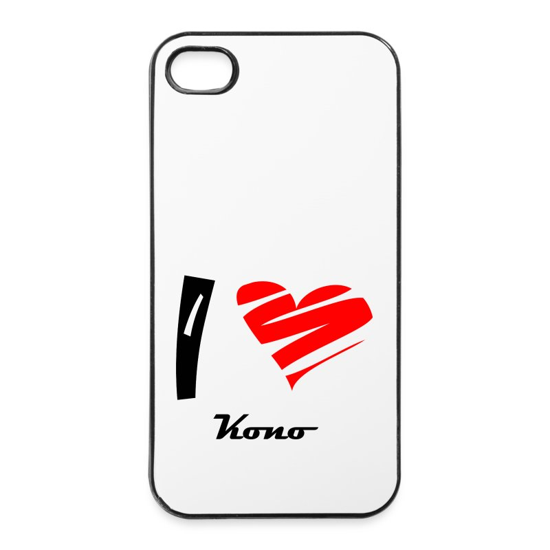 Kono - Coque rigide iPhone 4/4s