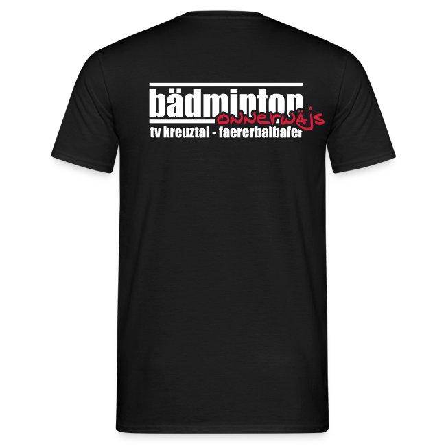 Herren T-Shirt - onnerwäjs