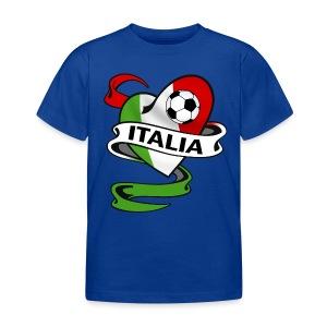 italia sport football - Kids' T-Shirt