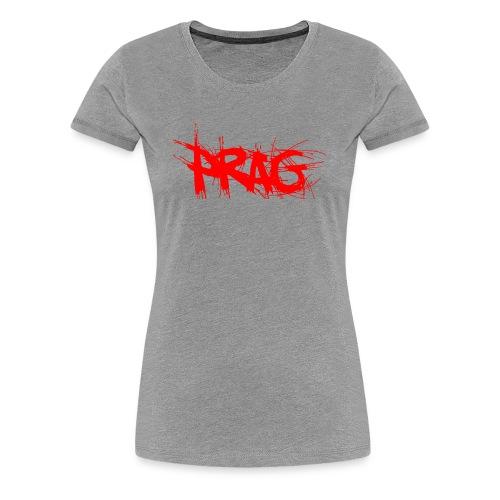 Prag Ladies - Frauen Premium T-Shirt