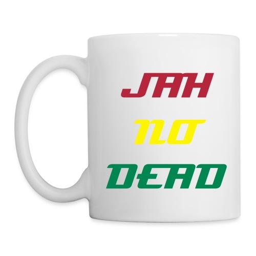 Mug Jah No Dead - Mug blanc