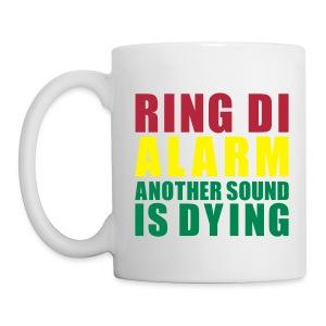 Mug Ring Di Alarm - Mug blanc