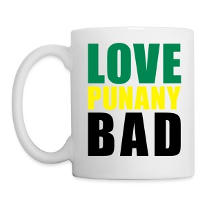 Mug Love Punany Bad - Tasse