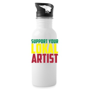 Gourde Support Your Lokal Artist - Gourde