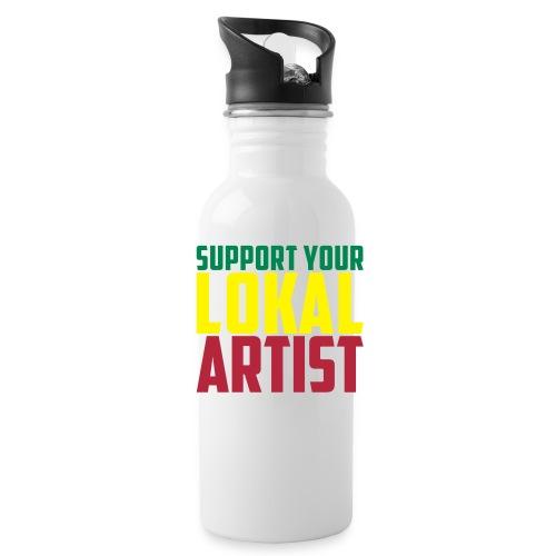 Gourde Support Your Lokal Artist - Gourde
