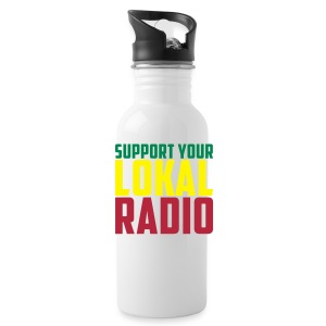 Gourde Support Your Lokal Radio - Gourde