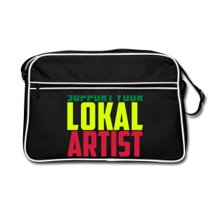 Sac Retro Support Your Lokal Artist - Sac Retro