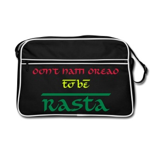 Sac Retro Don't Haffi Dread - Sac Retro