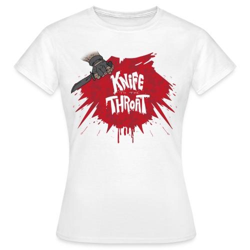 Woman Knife - Women's T-Shirt
