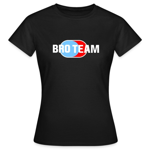 Female Simple Logo - Women's T-Shirt