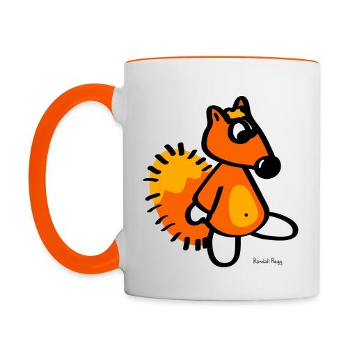 Mug Coloré Pour Gaucher - Mug contrasté