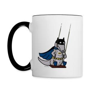 Mug Coloré BatCroc Pour Gaucher - Mug contrasté