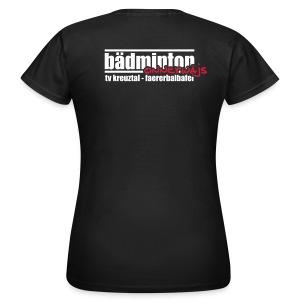 Damen T-Shirt - onnerwäjs - Frauen T-Shirt