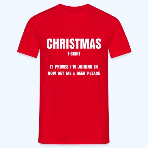 Christmas T-Shirt - Men's T-Shirt