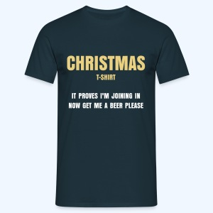 Christmas T-Shirt 2 - Men's T-Shirt