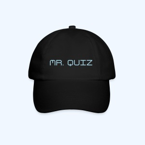 Mr. Quiz Baseball Cap - Baseball Cap