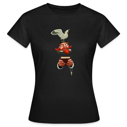 DASS T-Skjorte for fruer - T-skjorte for kvinner