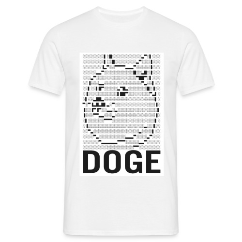 Doge  - Men's T-Shirt